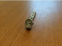 Rotary sterling silver ladies watch