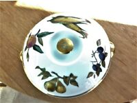 Royal Worcester small casserole dish