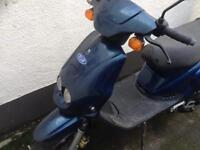 TGB Scooter 125 cc 03 plate low mileage