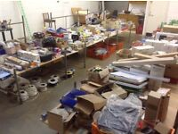 Electrical fittings / sale of stock