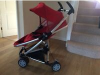 Quinny Zapp Xtra pushchair, buggy, stroller