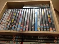 220 DVDs ( plus 40 bonus ones FREE)