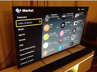 Brand New boxed Panasonic 55-inch Smart 4K ULTRA HD LED TV - 55CX680,built in Wifi,Freeview HD