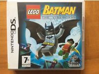 Original Lego Batman Nintendo DS - Not used
