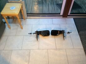 Peugeot 106 front wings mirrors in good condition
