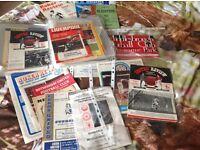 Football magazines