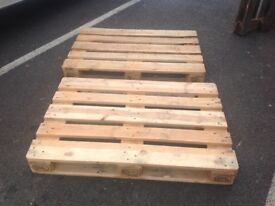 Euro pallets delivery service