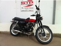 "Mutt Motorcycles ""Desert Racer"" 125cc FREE Nationwide Delivery 2 years Parts & Labour Warranty"