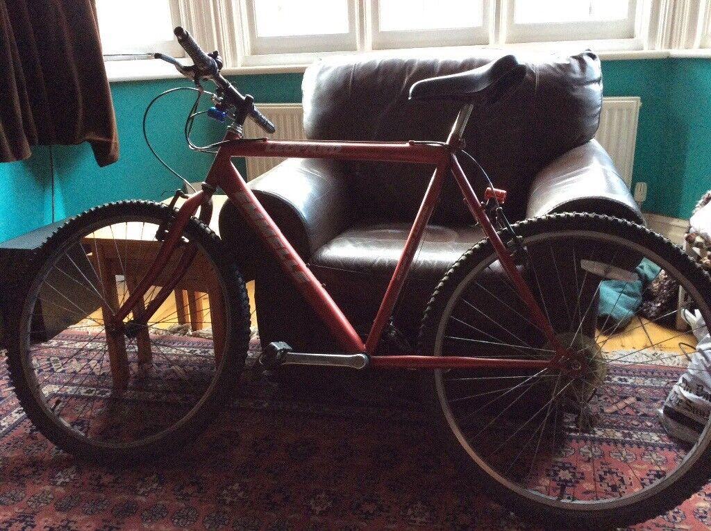 Man's Emmelle bike