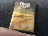 **THE WORLDS GREATEST RAILWAY JOURNEYS SWEDEN & DENMARK DVD**
