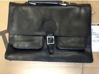 Bouvier Italian leather satchel style bag