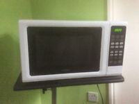 Kenwood Solo Microwave white