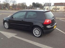 FOR SALE VW GOLF GT SPORT 2L DIESLE EXCELLENT CONDITION IN AND OUT