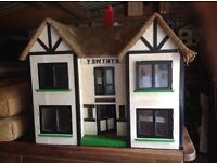 Dolls house for restoration project