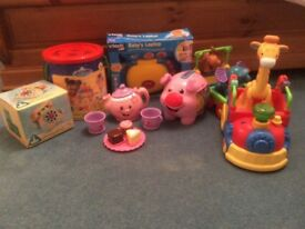 Bag of toys 5 (6-36M)