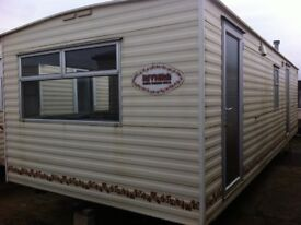 Cosalt Riviera FREE UK DELIVERY 29x10 2 Bedrooms over 150 offsite static caravans for sale