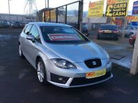 Seat Leon FR 2.0 tdi 170 diesel 2012 facelift one owner 70000 fsh ful year mot mint car serviced px