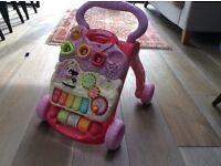 Vetch pink walker