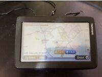 TomtTom Satnav 4EN52 Z1230 fully updated for UK and Europe