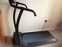 Confidence fitness electric treadmill