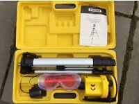 Rotary laser kit