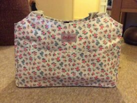 Cath kidston large open tote bag
