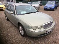 ROVER 75 SE AUTO @ AYLSHAM ROAD AFFORDABLE CARS