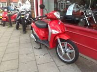 PIAGGIO LIBERTY 50 4T STARTS RIDES GREAT MOT JAN 2019 SERVICED DELIVERY CAN BE ARRANGED