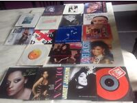 VINYL RECORDS X 18