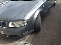 For sale Audi A4 1.8 T 163 bhp