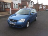 2007 Volkswagen polo 1.2 S 3dr hatchback petrol manual 1 owner low mileage full service history£1495