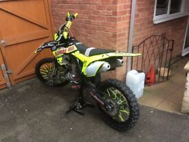 Honda crf 450r 2015 need gone
