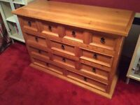 NEXT Large Merchant Chest Cabinet Sideboard