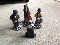 Jazz Band Figurines