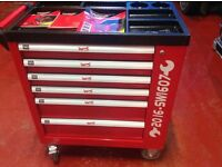 Brand new tool chest plus tools