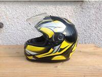 Used motorcycle helmet. Suzuki Yamaha Kawasaki Honda