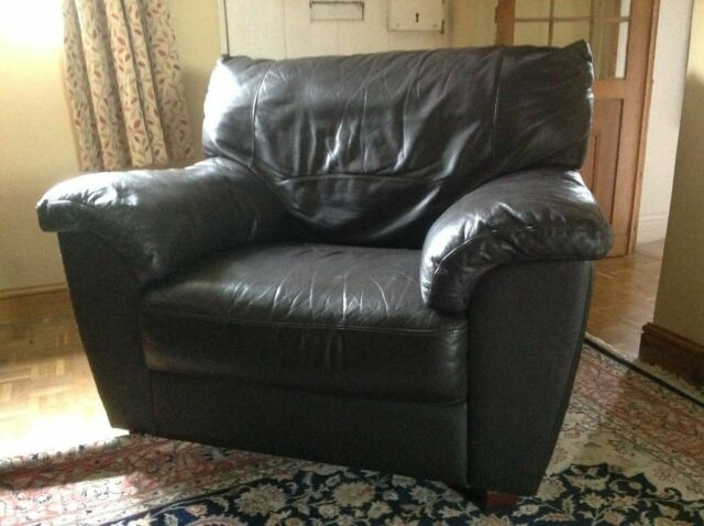 Outstanding Leather Armchair For Sale In Reading Berkshire Gumtree Caraccident5 Cool Chair Designs And Ideas Caraccident5Info