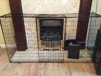 Fire guard in excellent condition size H69, D44, W 127