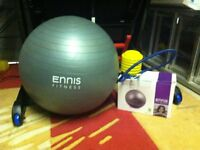Fitness balls - 3 available