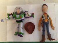 Toy story original play Figures