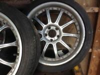 Wheels and tyres to fit mk 6 golf audi