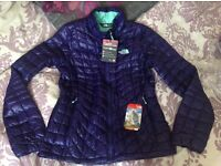 The north face Thermoball jacket ladies