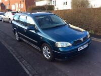 Vauxhall Astra 1.6 estate