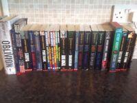 Anthony Horowitz 27 books