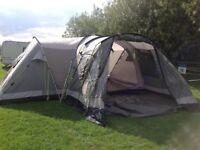 Outwell nabraska XXL 10 berth tent