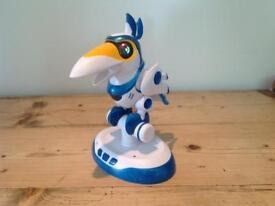 Teksta Talking Toucan (Interactive Robotic Toy Bird 🐧)