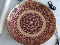 Large dish