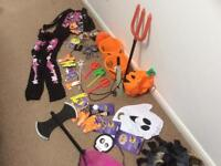 HALLOWEEN BUNDLE IDEAL PARTY ABSOLUTE BARGAIN 👿👻💀👺