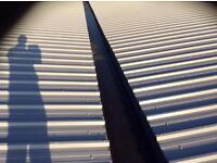Industrial roofing /cladding