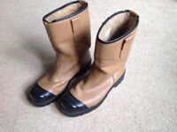 Brand new Arco Rigger Boots - size 10